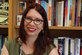 Photo of Julie Avril Minich