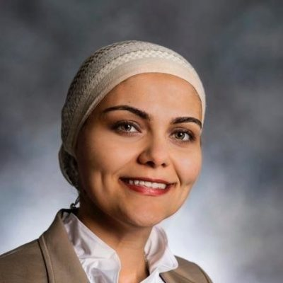 Headshot of Marwa Shalaby