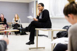 Photo of Professor Keisha Lindsay