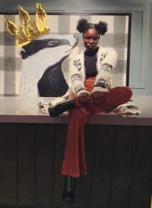 Sarah Akakpo - February student spotlight