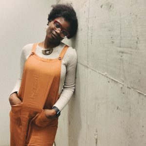 Sarah Akakpo 2 - February student spotlight