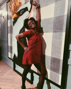 Sarah Akakpo 3 - February student spotlight