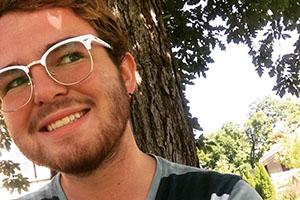 Dylan Witte - LGBTQ+ Studies student spotlight