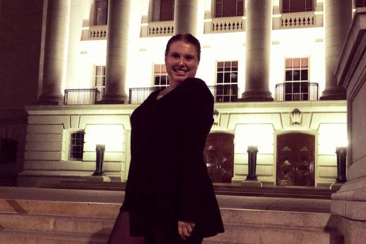 Katie Pilarski, graduation
