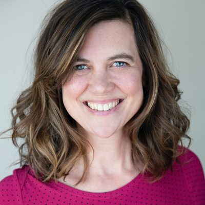 Headshot of Pernille Ipsen