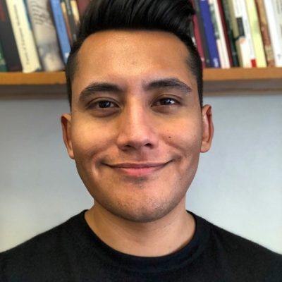 Benjamin Mier-Cruz headshot