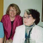 Florence Howe and Aili Tripp
