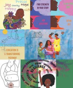 Araceli Alonso students' poster