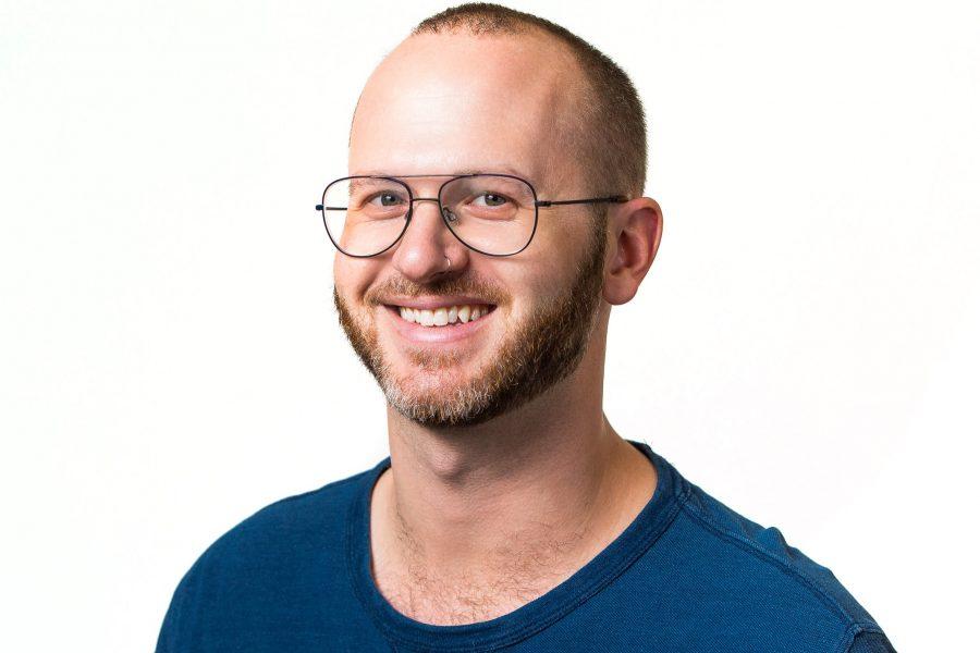 Peter Zook portrait