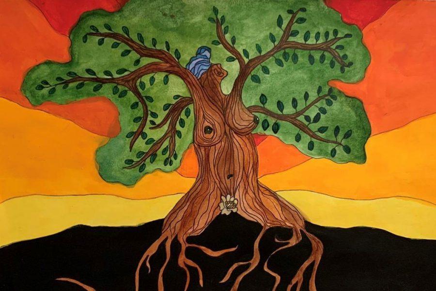 Araceli Alonso student art